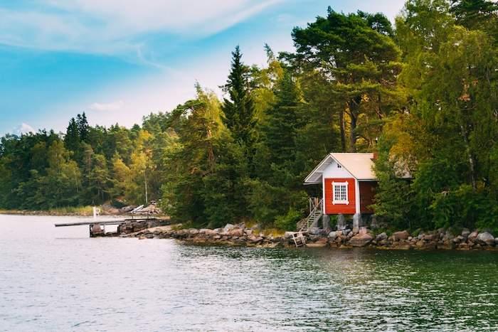 Viaggio gratis in Finlandia per insegnare alla gente l'arte della felicità