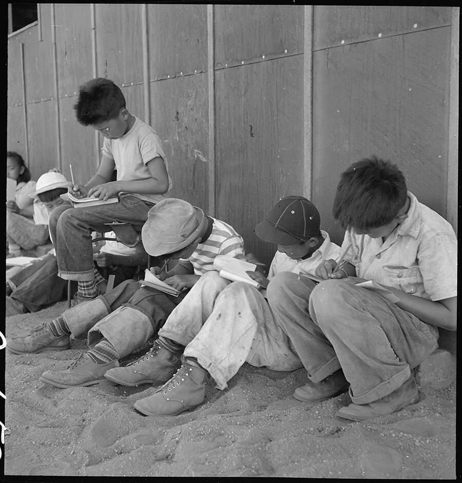 Storia e foto dei campi di internamento giapponesi negli Stati Uniti