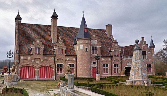 Case brutte in Belgio, Ugly Belgian Houses