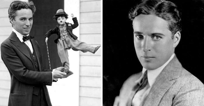 Charlie Chaplin avrebbe compiuto 130 anni, 12 ritratti dell'attore che pochi conoscono