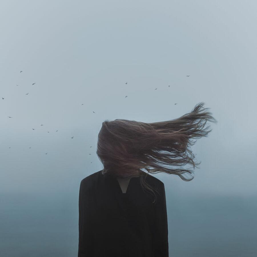 Foto Surreali Depressione Gabriel Isak