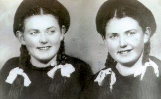 La storia delle gemelle sopravvissute agli esperimenti del Dr. Mengele ad Auschwitz