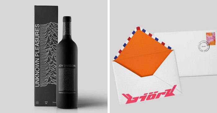 L'artista Alessio Bichi trasforma copertine di album musicali in oggetti comuni