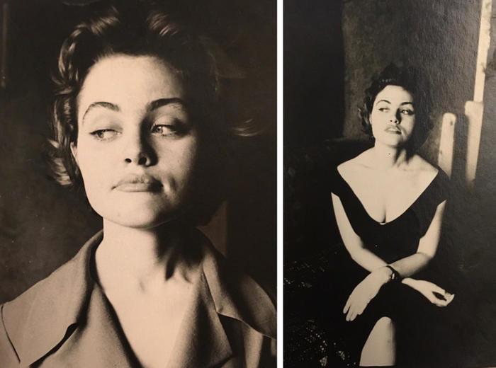 Condividono foto delle loro mamme e nonne per mostrarci il fascino delle donne del XX secolo