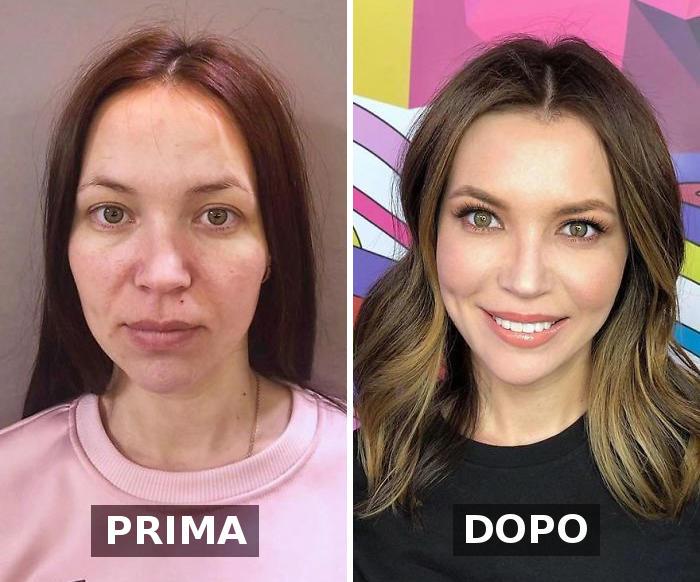 Quando taglio di capelli e make up fanno la differenza: 61 incredibili trasformazioni