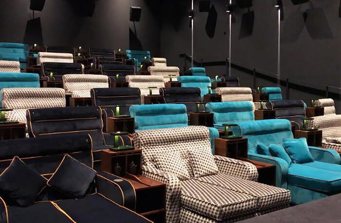 Cinema con letti matrimoniali Svizzera