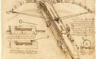 Tutte le 1.119 pagine del Codice Atlantico di Leonardo da Vinci sono ora disponibili online
