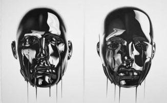 Artista italiano crea bellissimi disegni a penna iperrealistici di oggetti della cultura pop