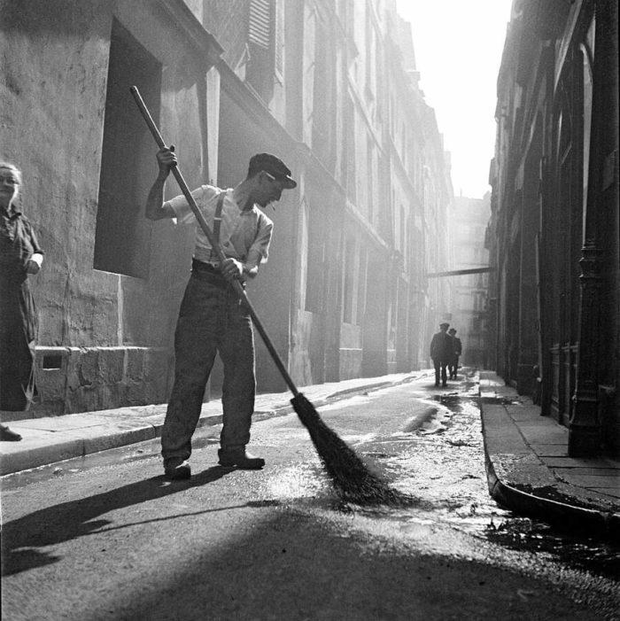 Bellissime foto bianco e nero della Parigi degli anni '30 e '40