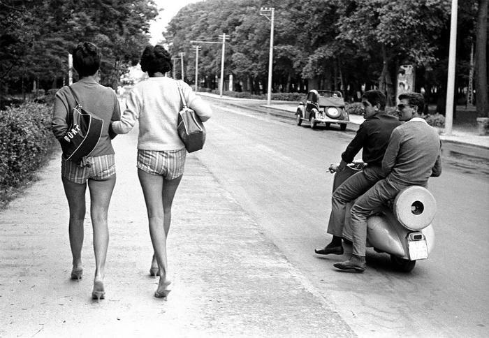 L'Italia della dolce vita nelle bellissime immagini del fotografo Paolo di Paolo