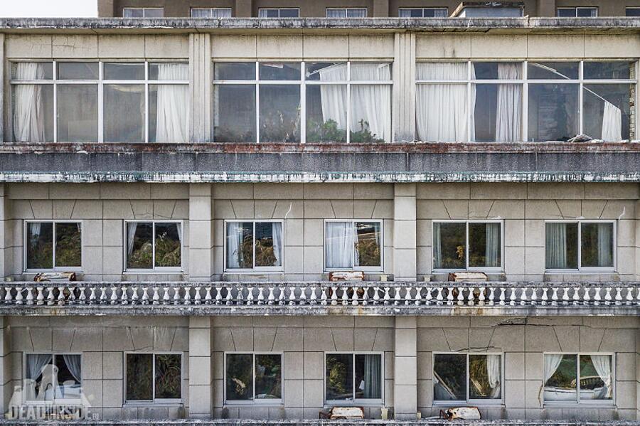 Foto Hotel Abbandonato Giappone Natalia Sobańska