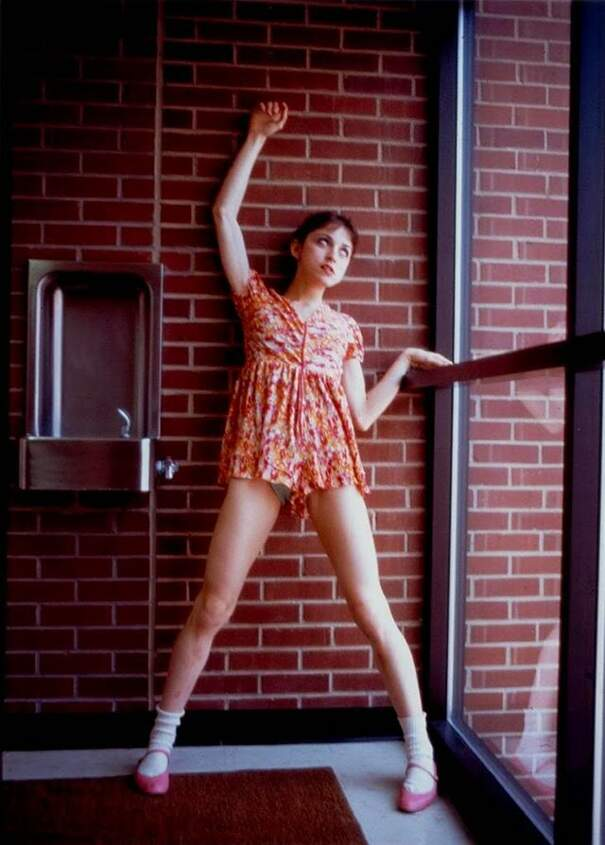 Rare foto di Madonna a 18 anni all'università nel 1976