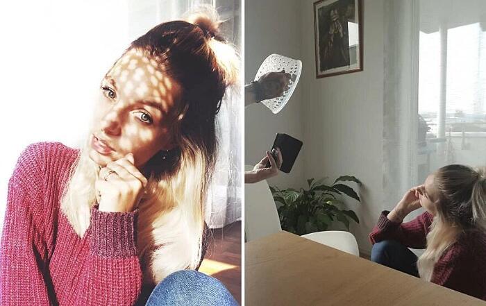 Mostra Le Differenze Tra Instagram E Realtà Kim Britt