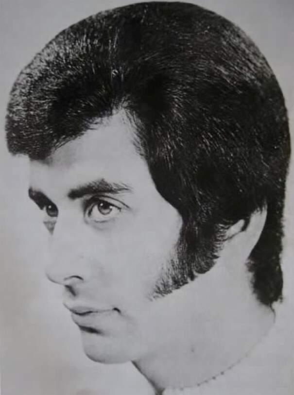 Esempi di acconciature e tagli di capelli per uomo anni '60 e '70