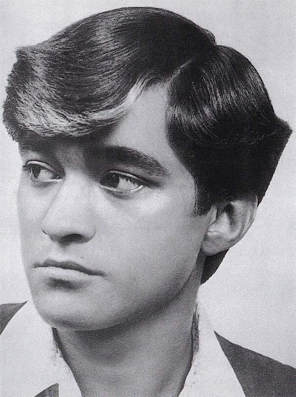 Tagli di capelli anni 60 uomo