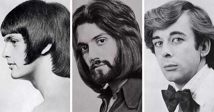 27 esempi di acconciature e tagli di capelli per uomo degli anni '60 e '70