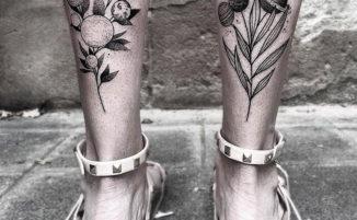45 esempi di tatuaggi per le gambe