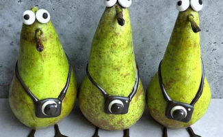 Food artist crea personaggi troppo carini per essere mangiati