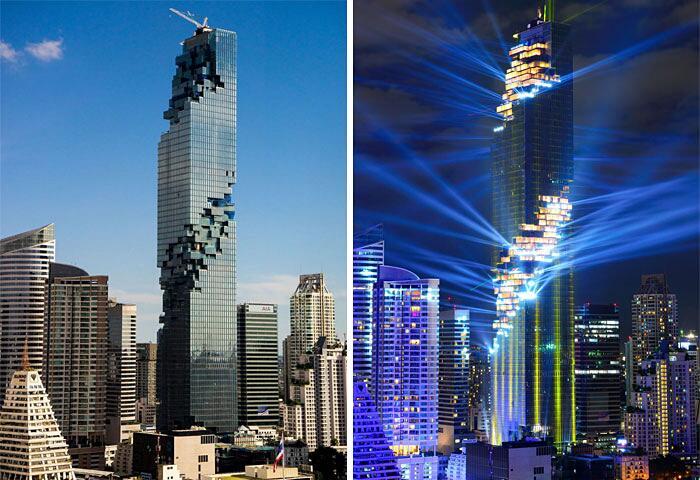Edifici Particolari Inquietanti Mondo