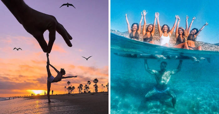 22 foto creative di posti da sogno che vi faranno venire voglia di partire subito