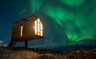 Questo Hotel artico in Norvegia offre una vacanza zen senza wi-fi e isolati dal mondo