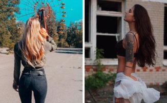 """Influencer di Instagram e turisti scattano selfie a Chernobyl per ottenere """"like"""", ma Internet non gradisce"""