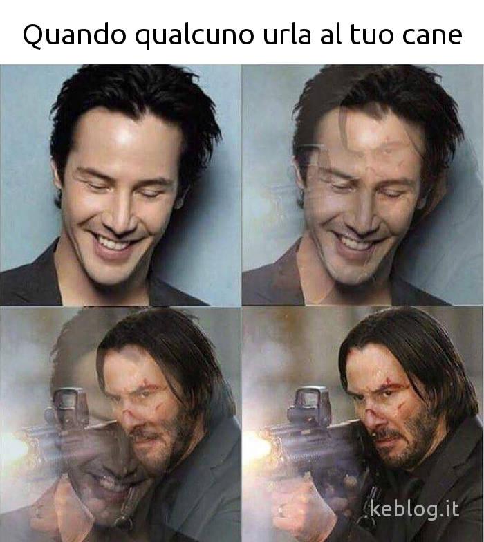 Keanu Reeves meme