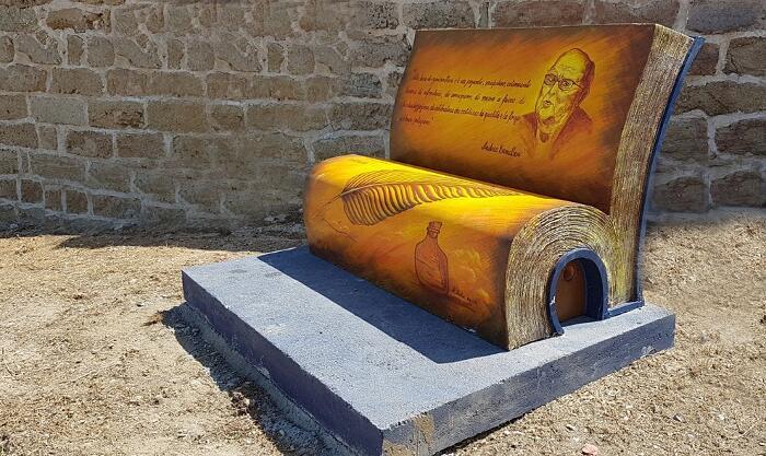 Panchine Letterarie Terrasini Sicilia