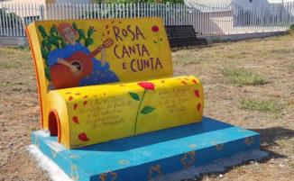 """A Terrasini arrivano le """"panchine letterarie"""" dedicate a grandi artisti siciliani"""
