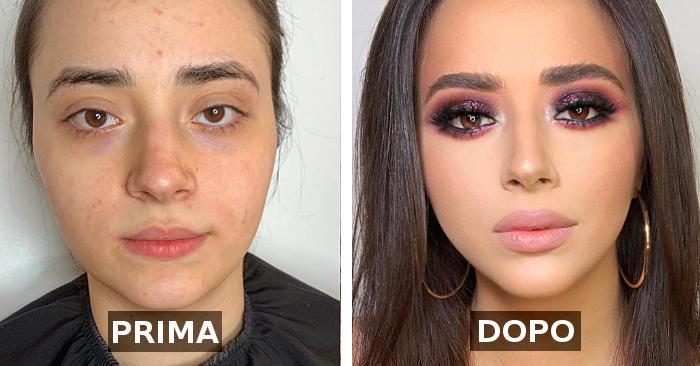 Make up artist trasforma le sue clienti in donne affascinanti: 22