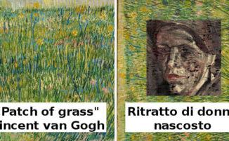 9 quadri famosi che nascondono immagini diverse sotto gli strati di pittura