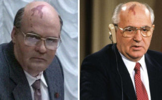 12 foto degli attori della serie TV Chernobyl confrontate con i veri personaggi