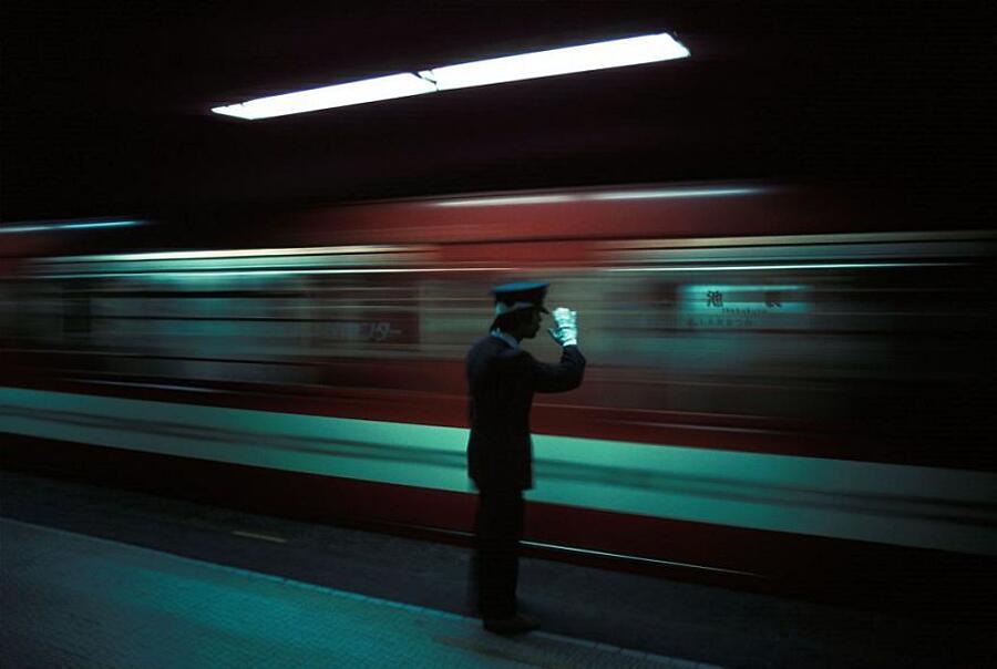 Foto Tokyo Anni 70 Greg Girard