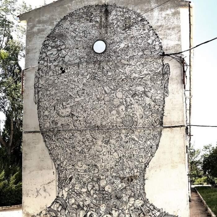 5 tra i migliori street artist in Italia oggi