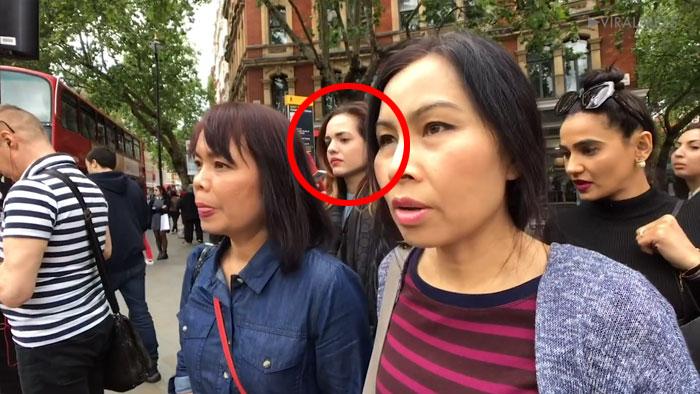 Turista viene borseggiata a Londra e si accorge di aver filmato la gang femminile che l'ha derubata