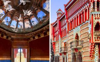 Esplorando la sontuosa architettura di Casa Vicens di Antoni Gaudí