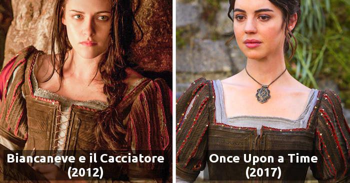 14 volte in cui i registi se ne sono infischiati e hanno usato gli stessi costumi per film diversi