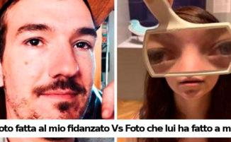 """""""Foto scattate da lui Vs Foto scattate da me"""": 51 immagini divertenti di fidanzati a confronto"""