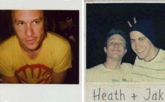27 rare e sorprendenti Polaroid di Heath Ledger