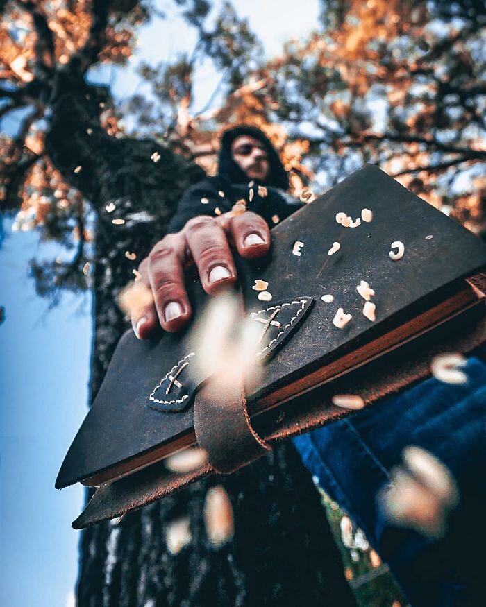 Fotografo Svela Trucchi Per Foto Creative Jordi Puig