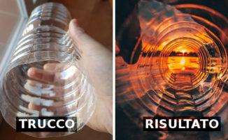 Fotografo mostra alcuni trucchi creativi per scattare foto particolari
