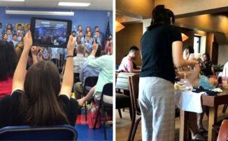 66 foto di genitori maleducati che sono state condivise sui social