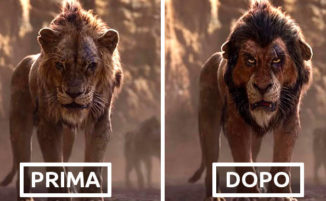 I personaggi di Re Leone ricevono un look alternativo da due artisti e diventano virali