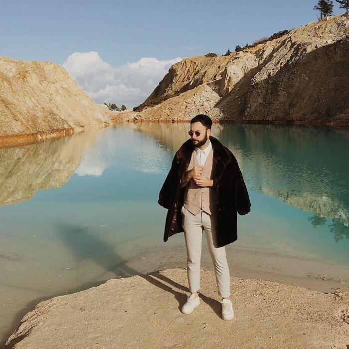Influencer Si Ammalan Dopo Avere Fatto Il BAgno In Un Lago Tossico Spagna