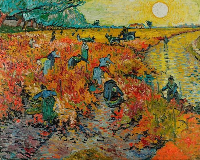 5 luoghi reali che hanno ispirato i dipinti di Vincent van Gogh