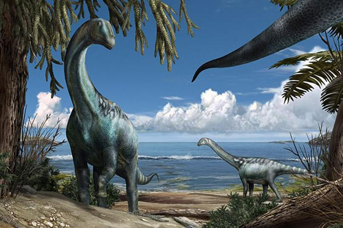 Tito Sauropode Italiano