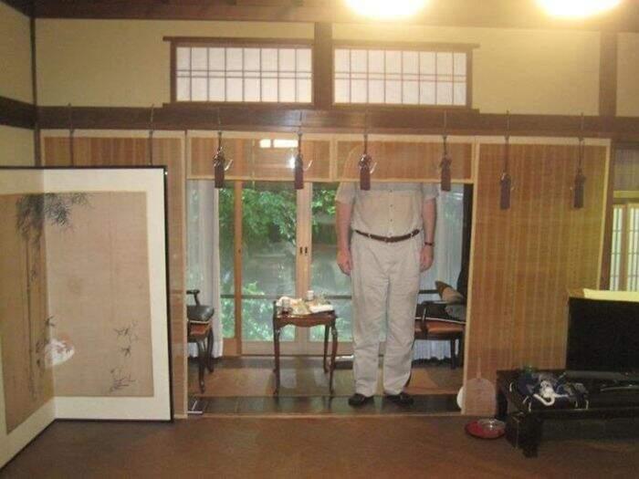 I problemi delle persone alte in Giappone