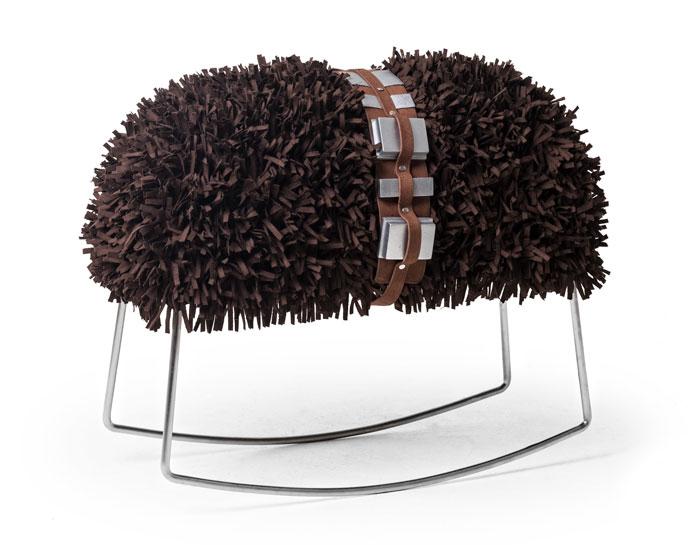 Eleganti mobili a tema Star Wars, di Kenneth Cobonpue