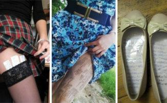 Ecco come le ragazze in Russia si preparano agli esami, e pare che funzioni