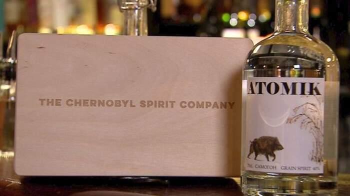 """La vodka """"Atomik"""": il primo liquore fatto con il grano di Chernobyl"""
